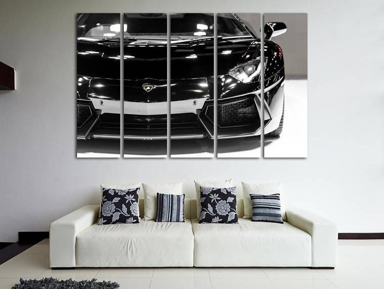 Lamborghini wall art Lamborghini poster Lamborghini Aventador Lamborghini print Lamborghini Art Lamborghini Wall Art Top Gear Sport Car