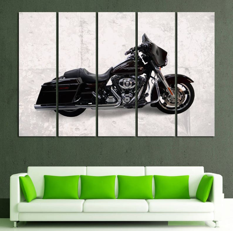 Fabulous Harley Davidson Wall Art Harley Davidson Wall Decor Harley Davidson Canvas Motorbike Wall Art Motorcycle Canvas Motorcycle Decor Harley Art Gmtry Best Dining Table And Chair Ideas Images Gmtryco