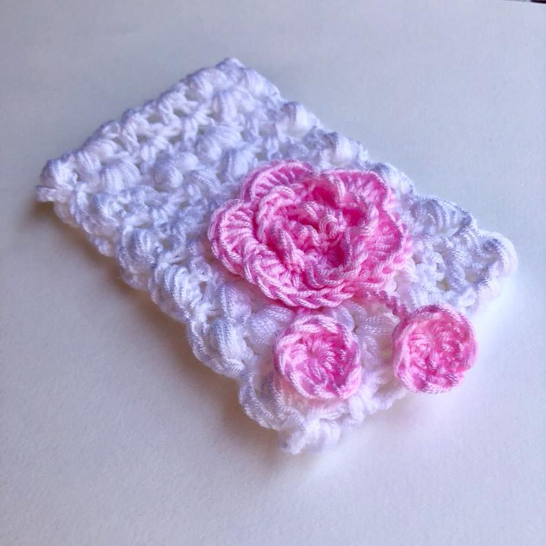 Baby headband crochet pattern Baby knit headband with ...