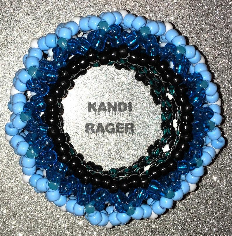 Oceanic 3D Epic Kandi Cuff | Etsy
