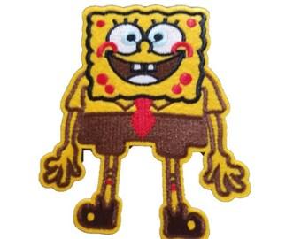 af31e5908 Sponge bob square | Etsy
