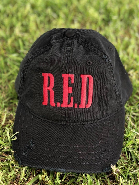 Remember Everyone Deployed  distress ball cap.
