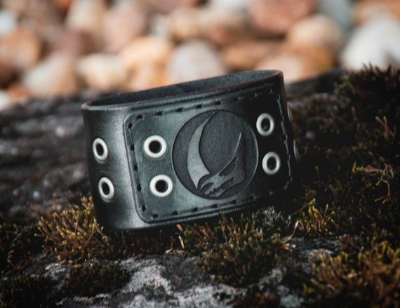 Mudhorn Leather cuff