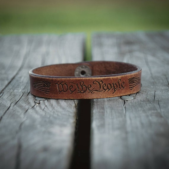 Unique Leather Bracelet, Personalized Leather Bracelet,  Men's Leather Bracelet, Women's Leather Bracelet, Men's Bracelet, Cuff Bracelet,