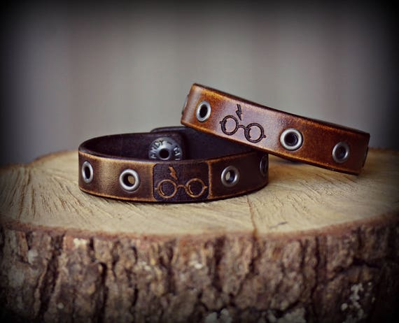 Personalized Leather  Bracelet, Leather Wrist band, Women's Bracelet,  Men's Bracelet Leather Bracelet