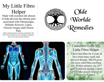 My Little Fibro Helper Body Lotion