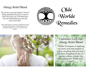 Allergy Relief Blend