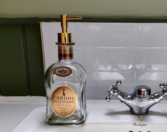 Cardhu Whisky Soap Dispenser