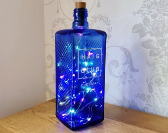 Haig Club Clubman Blue Whisky Bottle Light