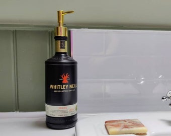 Whitley Neill Gin Soap Dispenser