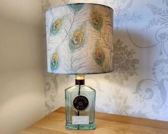 Brooklyn Gin Bottle Lamp