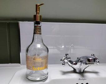 French Golden Soap Dispenser