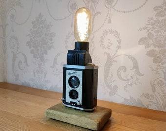 Brownie Reflex Camera Lamp