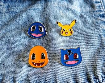 Pokemon Pin/Badge set