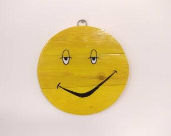 Stoner Smiley Face, Dazed & Confused - Hanging Decor