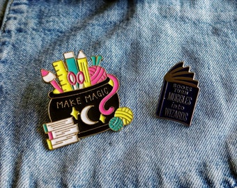 Make Magic Pin/Badge