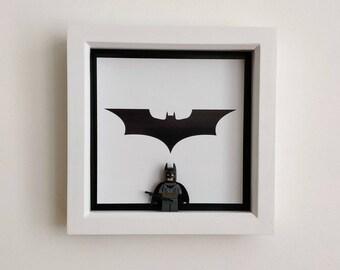 Batman, Fan Art Figure Frame