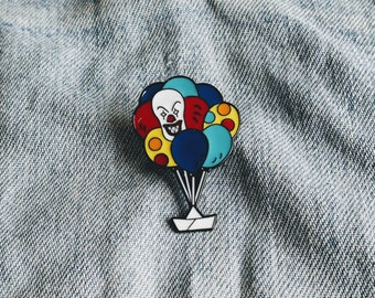 Pennywise Pin/Badge