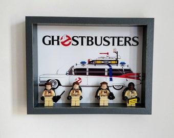 Ghostbusters Fan Art Mini Figure Frame