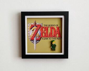 Zelda, Fan Art Figure Frame