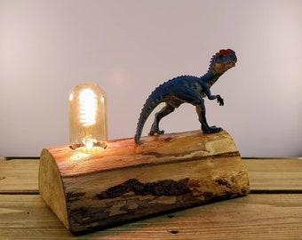 Dilophosaurus Dinosaur Lamp