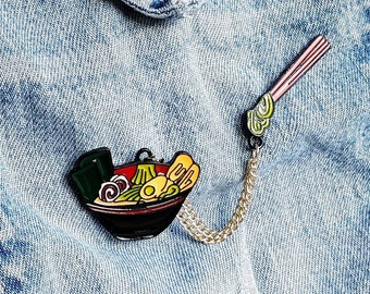 Sushi Pin/Badge