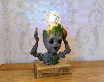 Happy Groot Lamp