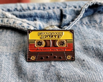 Guardians of the Galaxy Volume One Pin/Badge