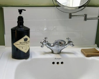 Personalised Hendricks Gin Hand Soap Bottle