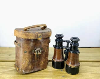 World War 1 Military Binoculars 1917