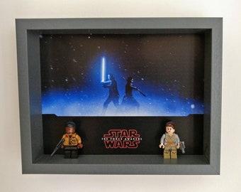 The Force Awakens, Fan Art Mini Figure Frame