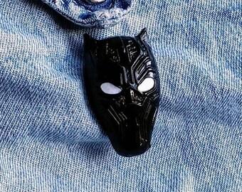 Black Panther Pin/Badge