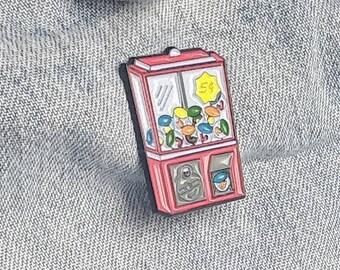 Candy machine Pin/Badge