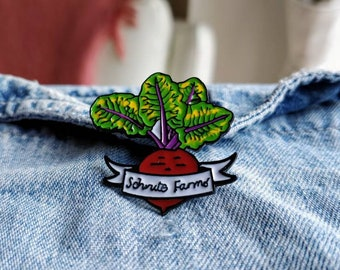 Schrute Farms Pin/Badge