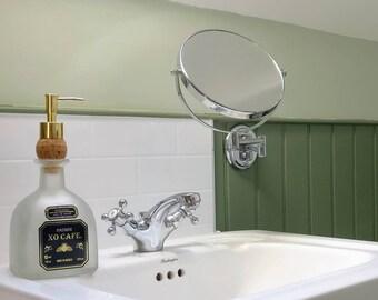 RARE Patron (XO) Tequila Bottle Soap Dispenser, Upcycled Gift - UK
