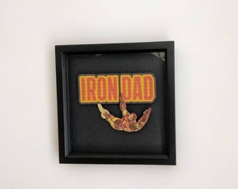IRON DAD, Father's Day Gift