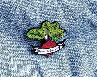 Schrute Farms Pin/Badge