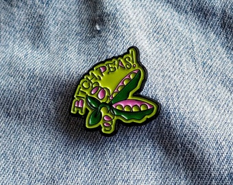 B*tch Peas badge Pin/Badge