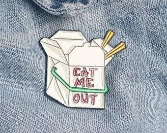 Adult Takeaway Pin/Badge