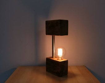 Rustic Designed Desk Lamp