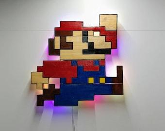 Pixel Original Bit Super Mario