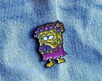 Spongebob Squarepants Pin/Badge