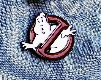 Ghostbusters Pin/Badge