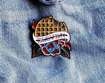 Eleven Eggo Pin/Badge