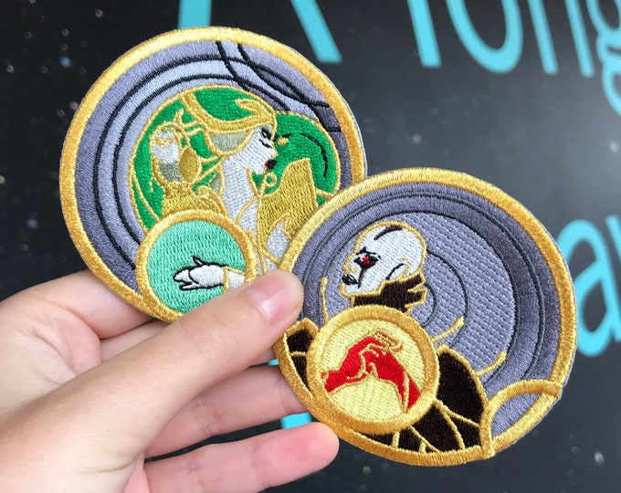 Mortis Patch [Son, Daughter] - Star Wars Rebels Clone Wars Inspired Patches - LAST SHOT