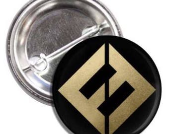 Foo Fighters Button