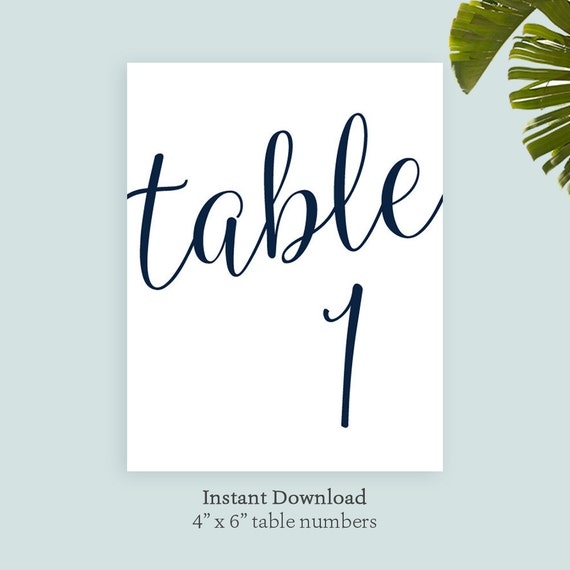 photograph regarding Table Numbers Printable called Printable desk quantity templates, 4x6 armed forces printable templates, Do-it-yourself Self Printable Desk No, Quick Down load Editable Desk Amount Template