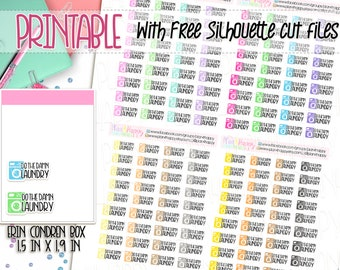 Printable Functional Planner Stickers Etsy