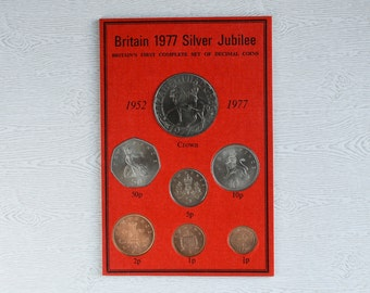 Elizabeth ii coins | Etsy