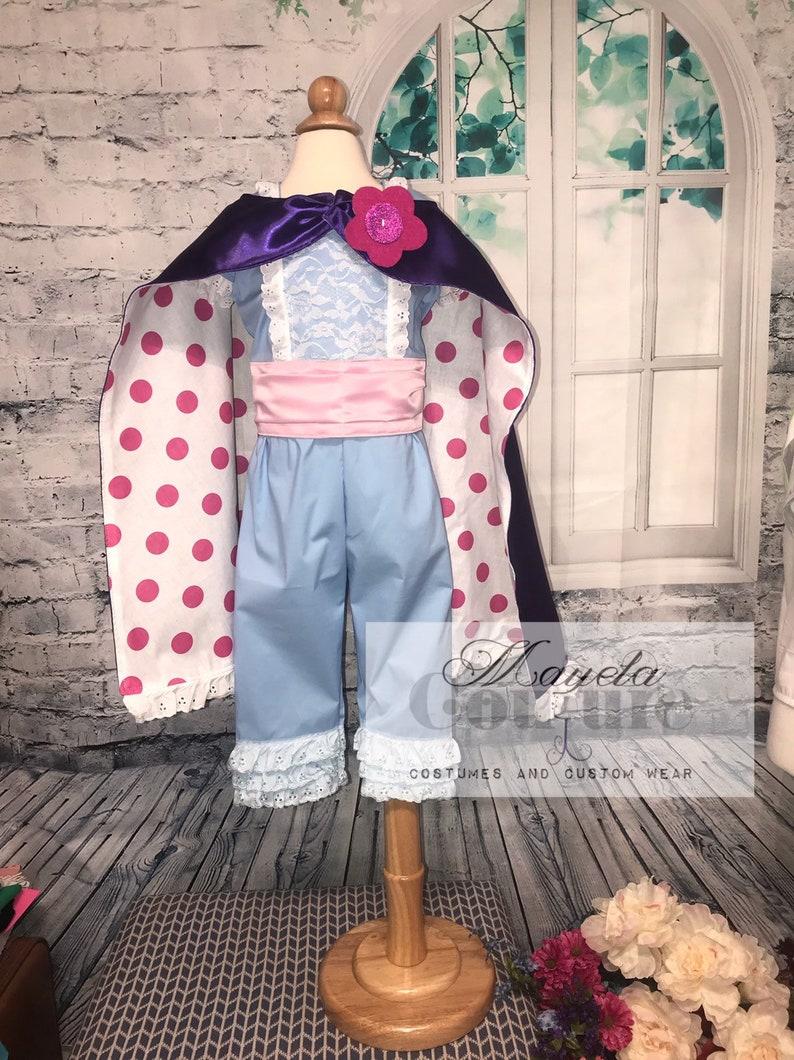 disneybound Bo Peep Toy Story 4 child costume costume child